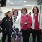 Kay, Joyce, Annemarie & Marina