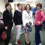 Jackie, Mary, Joyce & Maire