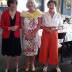 Margaret, Paula & Eleanor