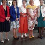 Margaret, Joyce, Eleanor & Paula